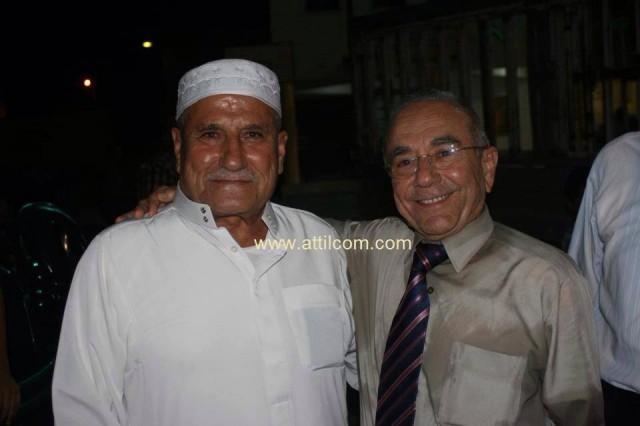 المهندس فتحي خلف والاستاذ مصطفى ابو ظافر