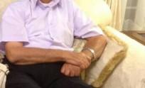 وفاة حسني مصطفى ناصر دقة (ابو اشرف) في عمان