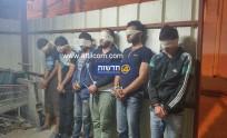 قوات الاحتلال تعتقل عدة شباب من عتيل فجر اليوم